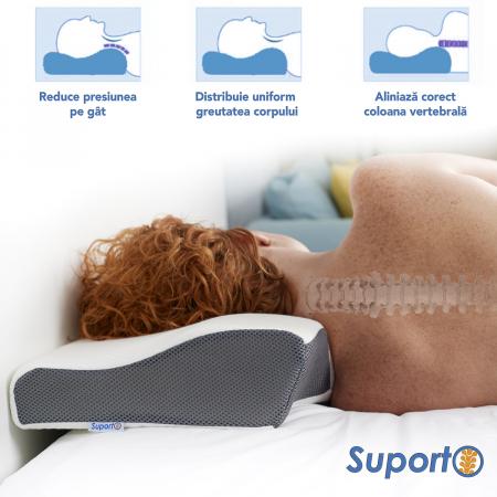 Perna de dormit cu suport cervical [3]