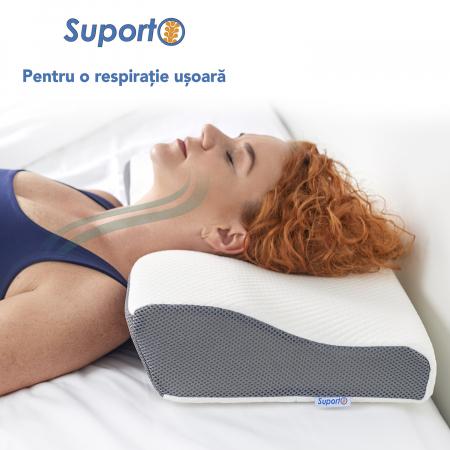Perna de dormit cu suport cervical [7]