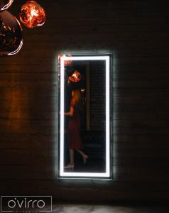 Oglindă cu LED   ALEXA [5]