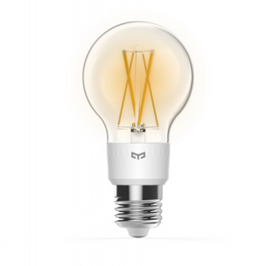 Bec artizanal SMART LED dimabil 1s alb [0]
