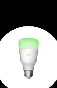 Bec SMART LED dimabil 1s color, Yeelight3