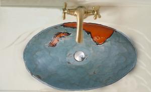 """Chiuveta ceramica UNICAT """"Feerie"""" [2]"""