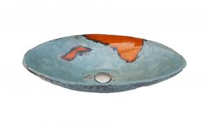 """Chiuveta ceramica UNICAT """"Feerie"""" [5]"""