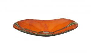 "Chiuveta Ceramica UNICAT ""Parfum de toamnă"" [5]"