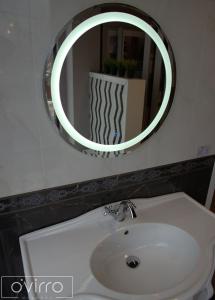 Oglindă LED | ALEXA ROUND [5]