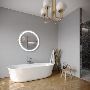 Oglindă LED | ALEXA ROUND [2]