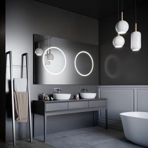 Oglindă LED | AURORA DOUBLE [1]