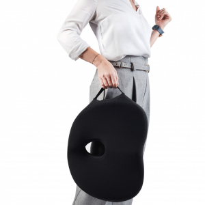 Pernă Ortopedică Suport Coccis pentru scaun de birou sau mașină [2]