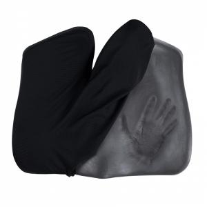 Perna Ortopedică Suport Coccis pentru scaun de birou sau mașină, spumă cu memorie, ameliorează durerile și îmbunătățește postura, confort sporit [0]