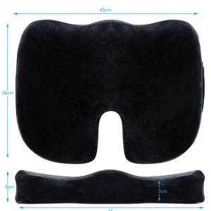 Set Perne Ortopedice Fermitate Extra/Regular | Culoare Negru [2]