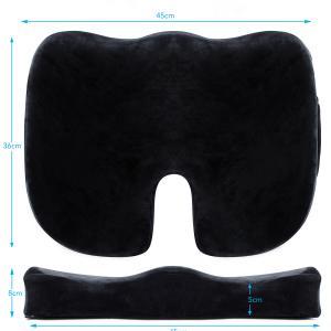 Set Perne Ortopedice Fermitate Extra/Regular | Culoare Negru [3]