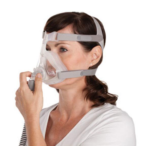 Лицева маска (Full Face) - QUATTRO AIR [3]