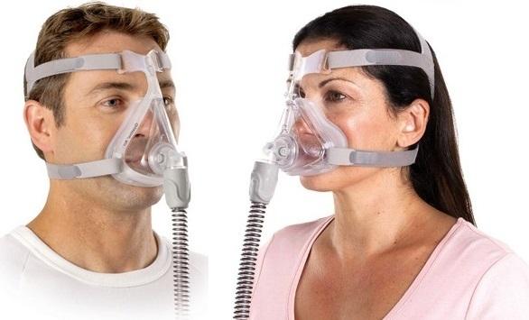Лицева маска (Full Face) - QUATTRO AIR for HER 5