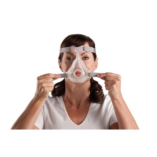 Лицева маска (Full Face) - QUATTRO AIR for HER 2