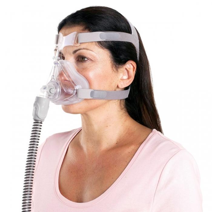 Лицева маска (Full Face) - QUATTRO AIR for HER 1