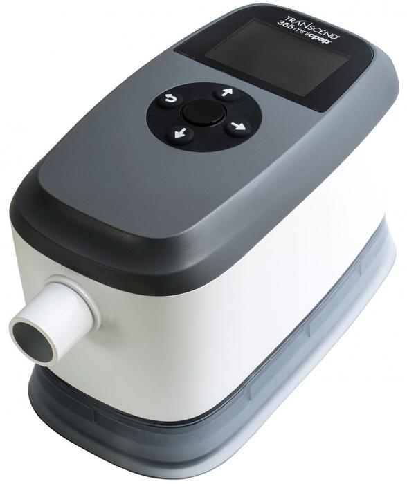 Мобилен Автоматичен CPAP c Овлажнител - Transcend 365 miniCPAP 4