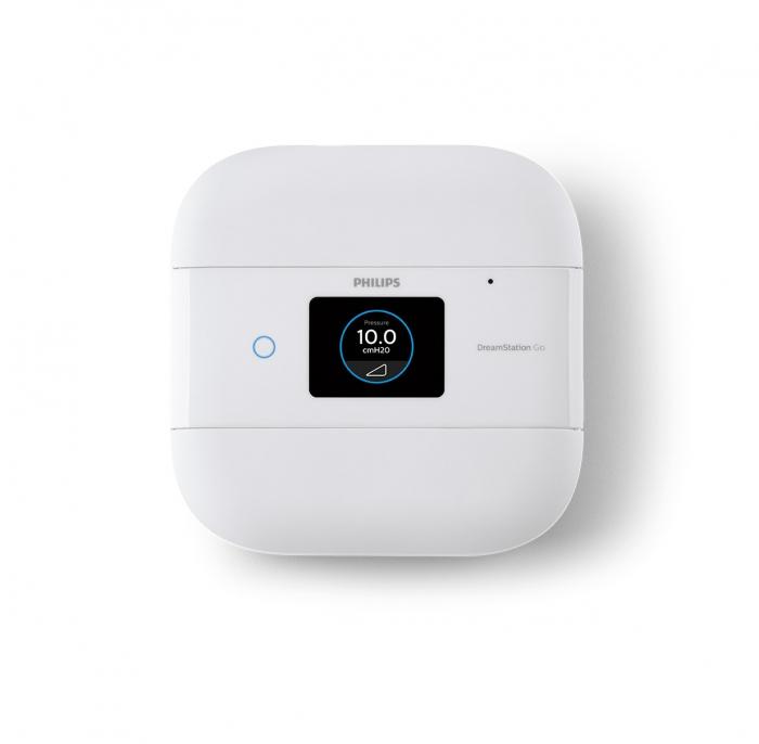 Мобилен Автоматичен CPAP - DreamStation GO 0