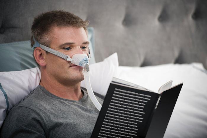 Назална маска с възглавници - F&P Brevida 8