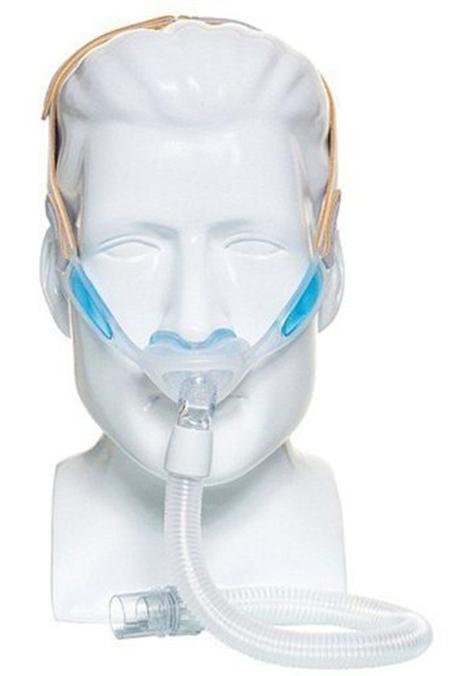 Назална маска с възглавници - Nuance Gel Pro 2