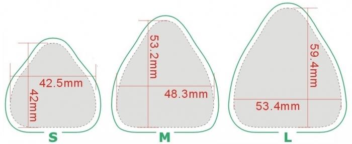Назална маска - D100N 4