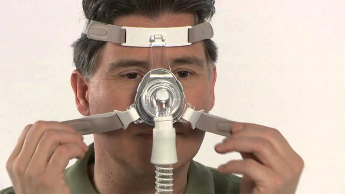 Назална маска - TrueBlue 6
