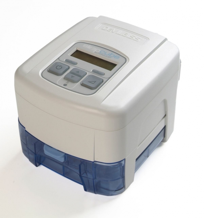 Оферта: Автоматичен APAP SleepCube AutoPlus + Подгряващ овлажнител за SleepCube 1