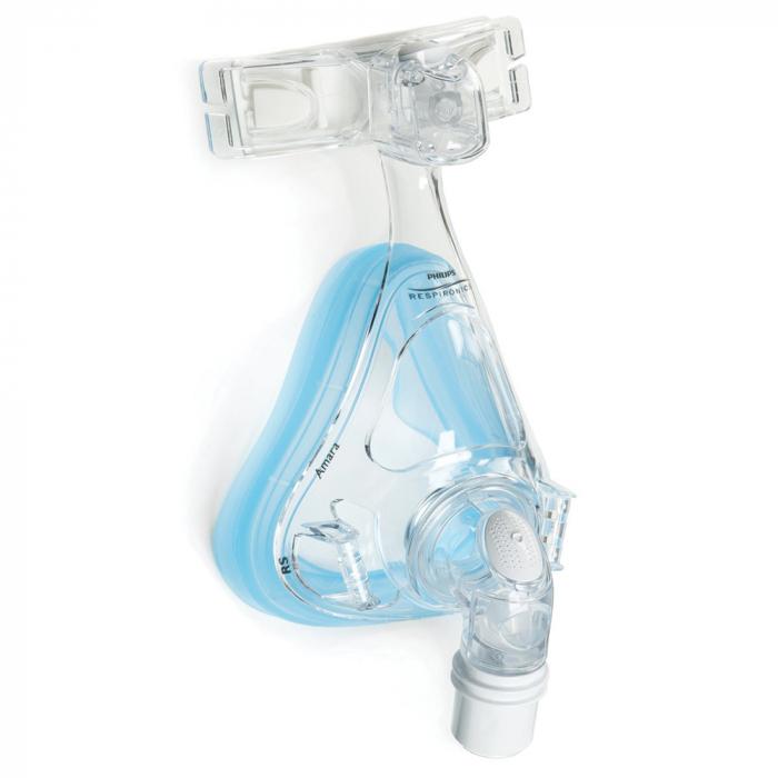Педиатрична лицева маска (Full Face) CPAP - Amara Gel 0