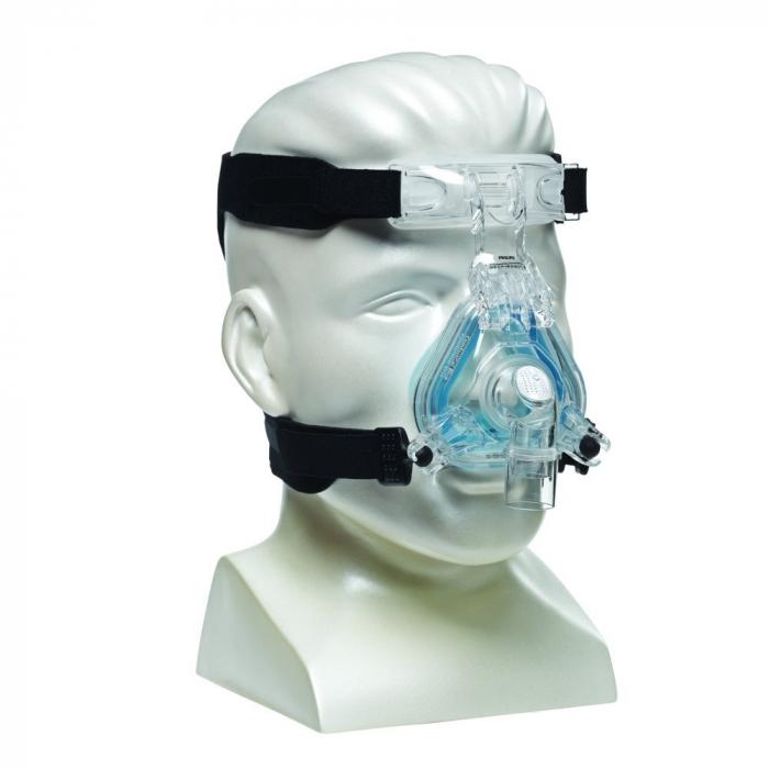 Педиатрична назална маска CPAP - ComfortGel Blue 2