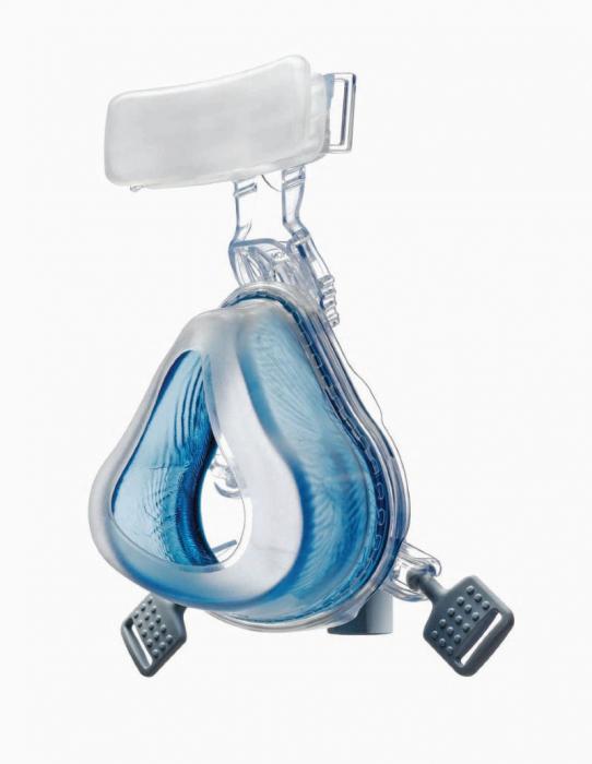 Педиатрична назална маска CPAP - ComfortGel Blue 1