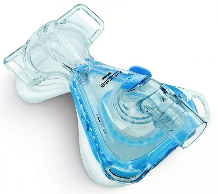 Педиатрична назална маска CPAP - EasyLife 1