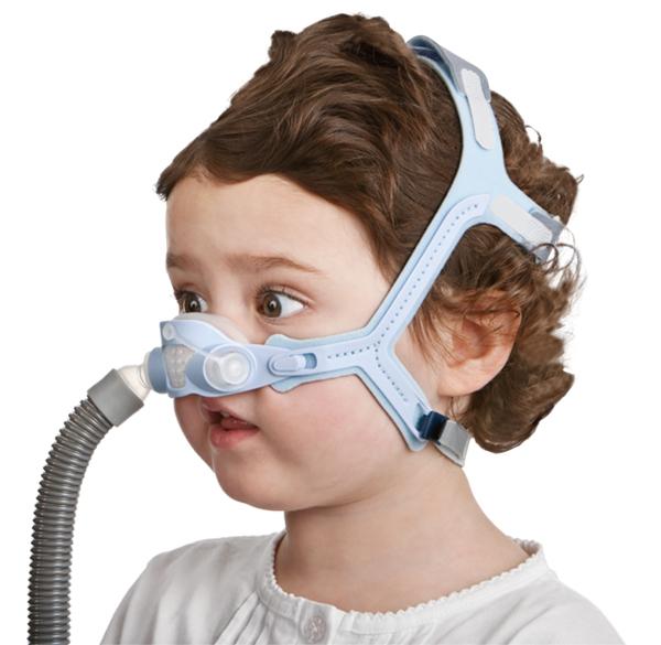 Педиатрична назална маска CPAP - PIXI 4