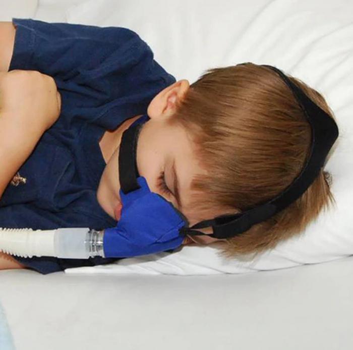 Педиатрична назална маска CPAP - SleepWeaver Advance [6]
