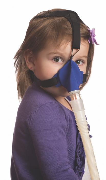 Педиатрична назална маска CPAP - SleepWeaver Advance [4]