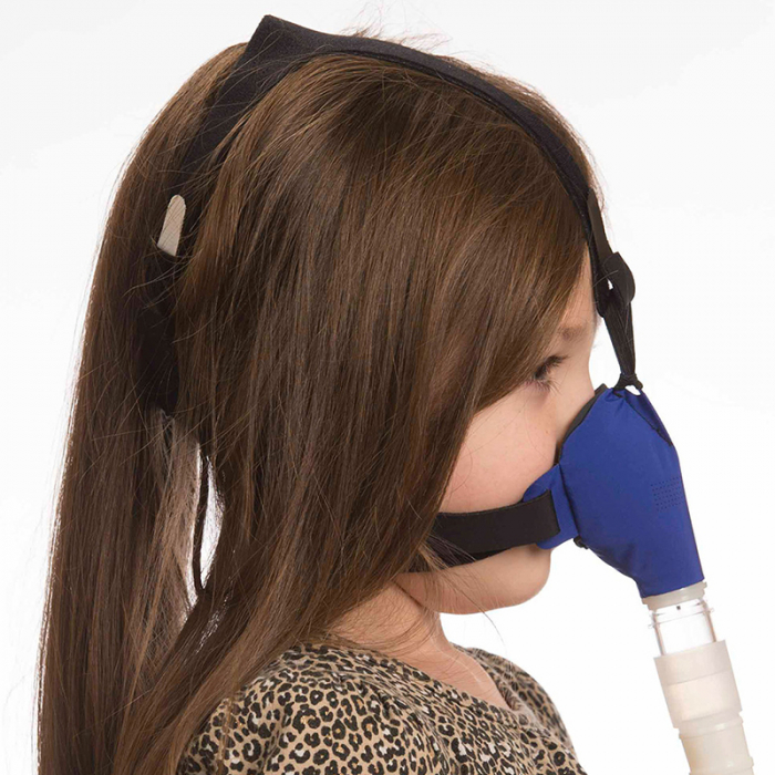 Педиатрична назална маска CPAP - SleepWeaver Advance [5]