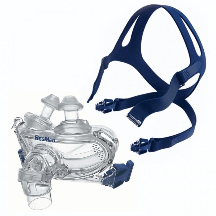 Хибриднa маскa CPAP - LIBERTY 2