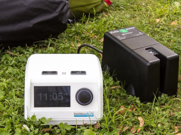 Външна батерия - съвместима с Blue 1