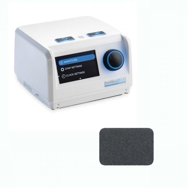 Черен груб филтър - съвместим с SleepCube/Blue 0