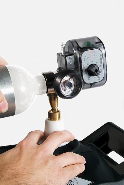 iFill - Станция за зареждане на бутилки с кислород 1
