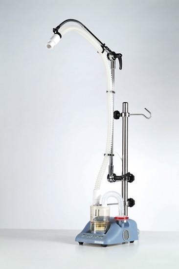 Инхалатор UltraNeb със статив 1.5м и затоплящ се маркуч 0