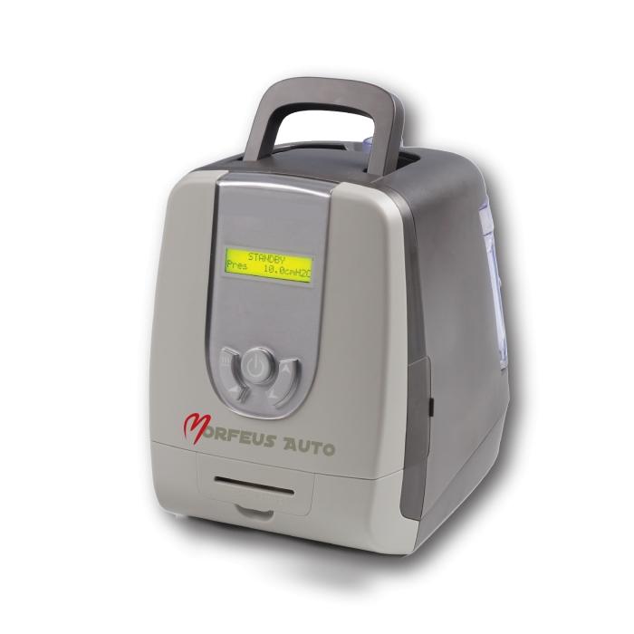 Автоматичен CPAP Morfeus с овлажнител 0