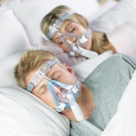 Лицева маска CPAP (Full Face) - AMARA GEL6