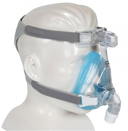 Лицева маска CPAP (Full Face) - AMARA GEL1