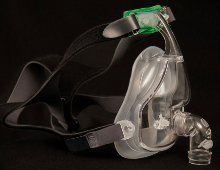 Лицева маска CPAP (Full Face) - ASPEN6