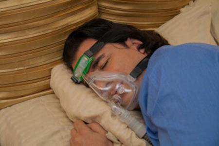 Лицева маска CPAP (Full Face) - ASPEN8
