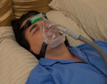 Лицева маска CPAP (Full Face) - ASPEN7