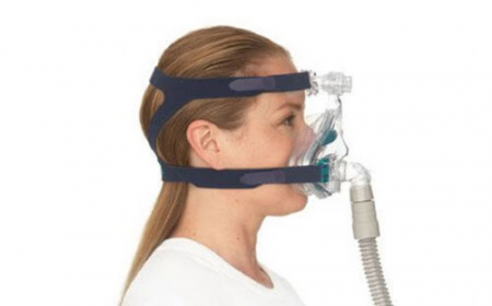 Лицева маска CPAP (Full Face) - MIRAGE QUATTRO4