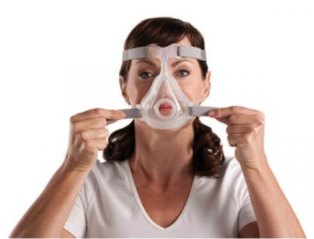 Лицева маска (Full Face) - QUATTRO AIR [1]