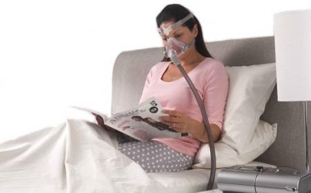 Лицева маска (Full Face) - QUATTRO AIR for HER3