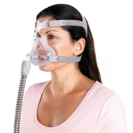 Лицева маска (Full Face) - QUATTRO AIR for HER1