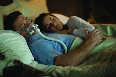 Лицеви mаски CPAP (Full Face) - Amara View9